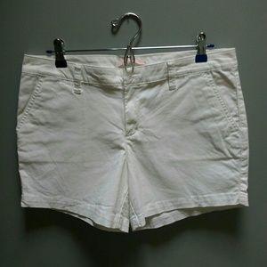 Victoria's Secret White Shorts 10